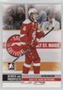 Jacob Muzzin (Hockey Card) 2009-10 In the Game Heroes and Prospects #172