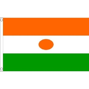 Niger Flag 5Ft X 3Ft Africa African Country United Nations Banner New by NIGER
