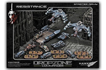 Dropzone Commander Resistance Starter Army by Dropzone Commander