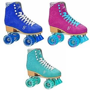 Roller Derby Candi Grl Carlin Women's Roller Skates Ladies 11 by Roller Derby