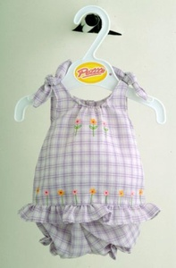 Petite 12/14 Baby Doll Outfit by Hunter Toys