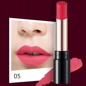 Lipstick, Yoyorule Sexy Moisturizer Long Lasting Waterproof Matte Lipstick Makeup Glossy Lipgloss (05)