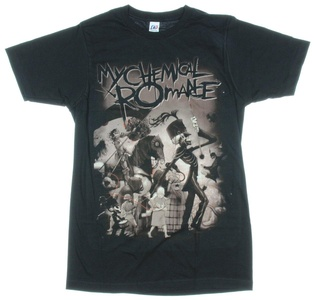 My Chemical Romance The Black Parade T-Shirt Small