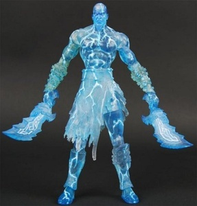 NECA God of War II Video Game Magic of the Gods Action Figure Poseidon's Rage by God of War