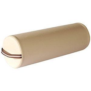 Mt Massage Extra Large 9x26 Full Round Bolster for Massage Table,beige by Mt Massage Tables
