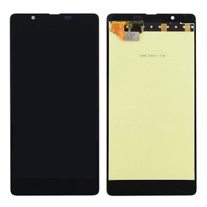 New Microsoft Lumia 540 LCD Digitizer Touch Penal Lens Assembly Parts Relacement