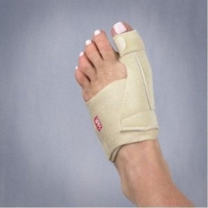 3 Point Products 3PP Bunion-Aider Hallux Valgus Correction Splint in Beige by 3 Point Products by point6