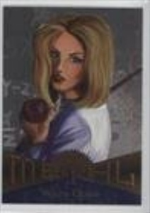 White Queen (Trading Card) 1995 Fleer Marvel Metal Silver Flasher #124