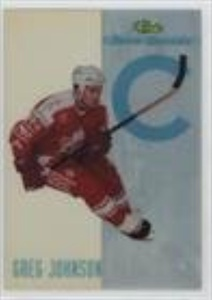 Greg Johnson #/25,000 (Hockey Card) 1993-94 Classic Draft Team Canada #TC1
