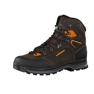 Lowa M Lavaredo Gtx - Slate / Orange - UK 10.5 / EU 45 / US 11.5 - Mens waterproof comfortable trekking boot by Lowa