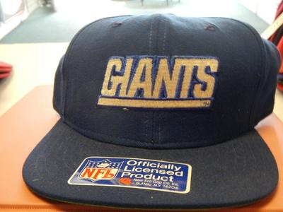 New York Giants Adjustable Baseball Hat By New Era #1