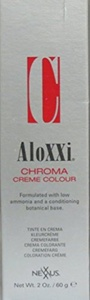 Nexxus Aloxxi Chroma Creme Colour 8NT Hazelnut Blonde 2 oz
