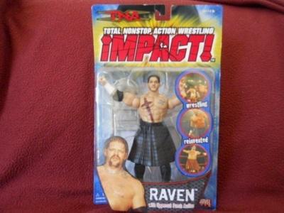 TNA Impact Raven by Raven