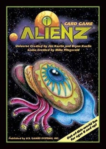 Alienz Card Game by Card Games U.S. Game Systems
