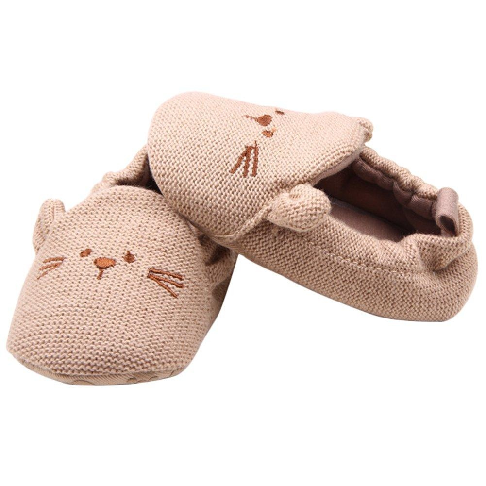Cartoon Baby Prewalker Shoes Soft Sole Toddler Shoes Newborn First Walking Shoes
