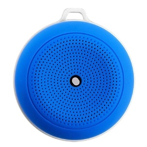 Egmy Newest Fashion Portable Mini Wireless Bluetooth Stereo V4.0 Outdoor Handsfree Speaker for Mobile Phone/Laptop/Tablet PC(Blue)