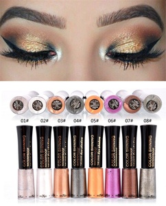 Coosa 4pcs set Professional Makeup Cosmetic Eyeshadow 12 Colors Eye Shadow