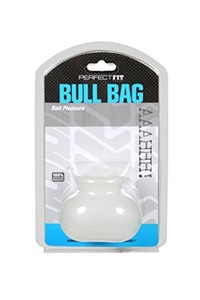 Bull Balls Snug (Clear/Opaque) by Perfect Fit