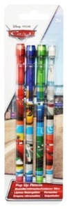 Disney Cars Pop Up Pencils - Art - New World Toys by New World Toys