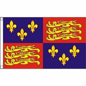 Royal Banner 16Th Century Flag 5Ft X 3Ft British Army Military Banner New by Royal Banner 16th Century