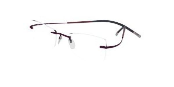 Eyeglasses Silhouette TMA Icon (7581) 6062 0/21/160 3 piece frame chassis