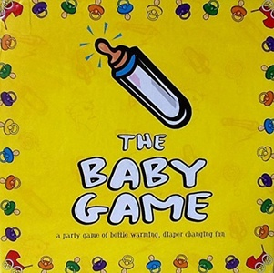 The Baby Game ~ Baby Shower or Party Board Game by Games for Life's Big Events