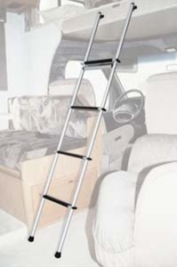 Top Line (BL200-05) Bunk Ladder with 60 Hook and 1.5 Opening by Top Line