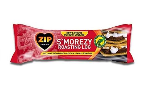 Zip S'Morezy Cooking Log