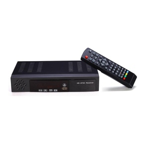 Vanilia ATSC Digital TV Converter Box with HDMI YPbPr RCA Coaxial Outputs - Watch HD Digital TV on Analog Television - Media Player & Recording Functions - USB Input