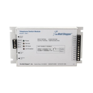 Watt Stopper TSM-1 Legacy Telephone Switch Module, 24VDC In, Out 1A @ 24VAC/VDC