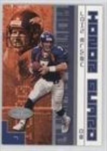 John Elway (Football Card) 2001 Fleer Hot Prospects - Honor Guard #33 HG