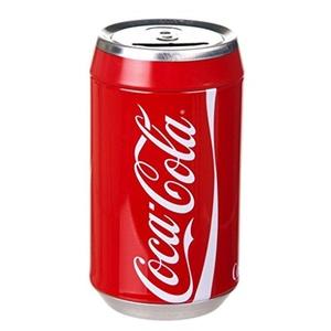 Official Coca-Cola Can Money Tin Box Bank - Stocking Filler Gifts