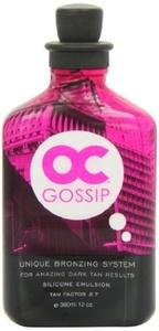 OC Tan In Colour Gossip Tan Enhancing Silicone Emulsion Bronzer 360ml by OC Tan In Colour