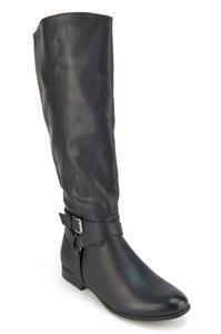 Mia Kinley Women's Black Knee-High Boots US8.5