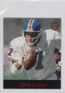 John Elway (Football Card) 1997 Fleer Goudey - Gridiron Greats #15