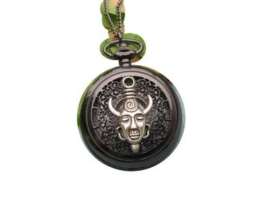 Dean's Amulet - Samulet - Supernatural - pocket watch