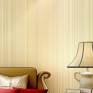FEI&S Wholesale and retail of modern colors non-woven cloth wallpaper bedroom living room with full background wallpaper minimalist solid color wallpaper ,7073 beige ,0.53 M10 m