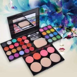 Fashionable Full Color Warm Eye Shadow Cosmetic Eyeshadow Makeup Palette