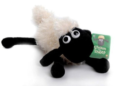 Shaun the Sheep Plush - 10 Inch by Milano Toys