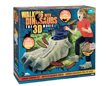 Walking With Dinosaurs Electronic Feet by Walking with Dinosaurs