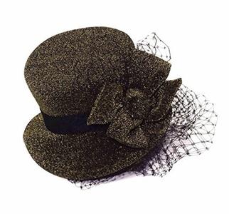 Steampunk Headband Hat - Brown by Steampunk