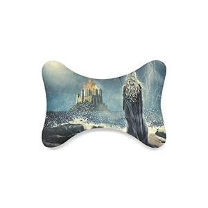 Game of Thrones Custom Car-Seat Neck Pillow Travel Pillow Neck Rest Cushion (Only One)