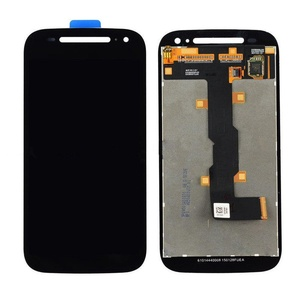 New Black Motorola Moto E (2nd Gen) 4G/LTE XT1524 Touch digitizer LCD display
