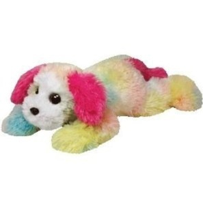 Ty Classic Yodel Rainbow Dog X-Large Plush by Ty Classic