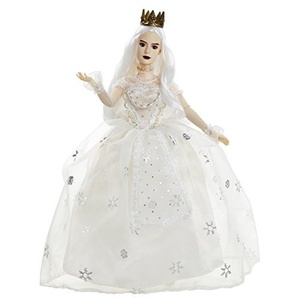 Alice Through the Looking Glass 11.5 Classic White Queen Fashion Doll by Alice Through the Looking Glass