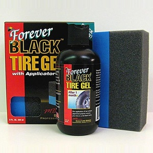 Forever Car Care Products FB810 BLACK Tire Gel and Foam Applicator by Forever Car Care Products