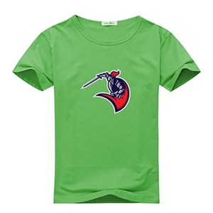 Knight Mascot For Beer For 2016 Boys Girls Printed Short Sleeve tops t shirts