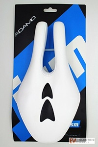 ISM Racing Saddle blanco white by ISM