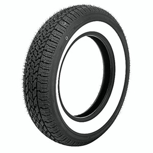 Coker Tire Classic Radial Tire P165/75R15 by Coker Tire