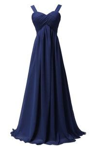 Gorgeous Bridal Long A-line Straps Bridesmaid Prom Evening Dresses Formal- US Size 26W